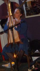 Cesca Dalferth Harfe