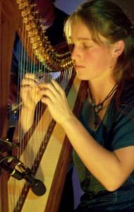 Cesca Dalferth harp
