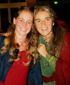 Gabi und Cesca Dalferth