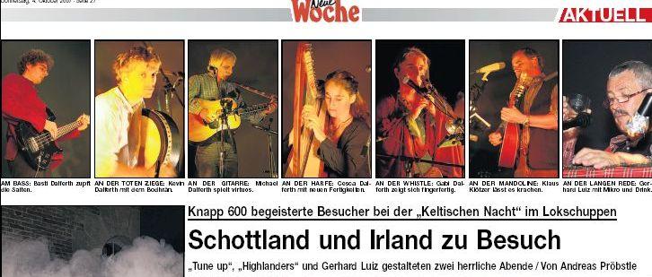 Keltische Nacht HDH07NP