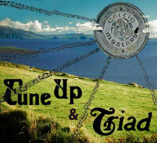 Tune Up Celtic Mystery cover
